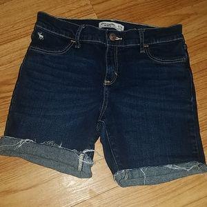 Abercrombie shorts size 13/14